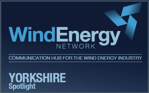 Wind energy headline